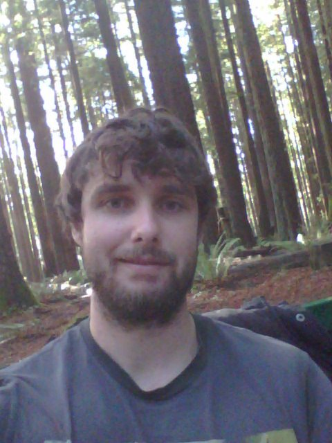 This was taken when I was living in a forest and was getting FAT.