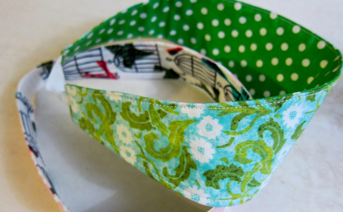 $10 backer prize! 1 reversible headband!