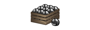 - Crate of grenades; Available in the shop -
