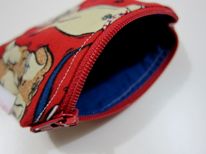 $10 backer prize zipper pouch, this or a headband! Your choice :)