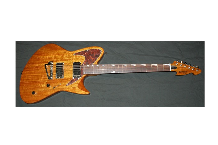 Mahogany JBD-800 - One of a kind $7500 pledge level