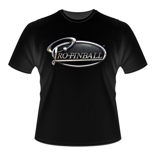 Pro Pinball T-Shirt (Artist's impression)