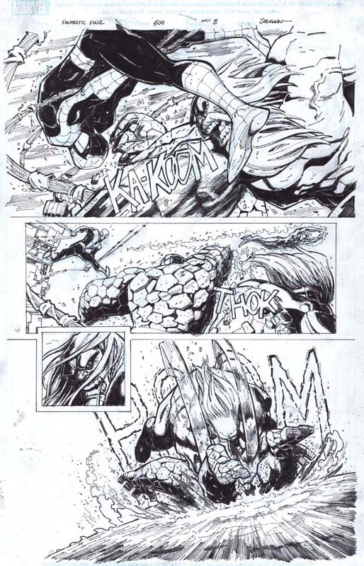 Ryan Stegman - Fantastic Four