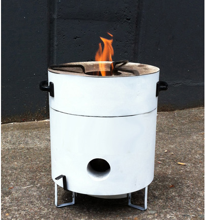 Kenya Stove: Free Shipping (US), $200 to Europe.