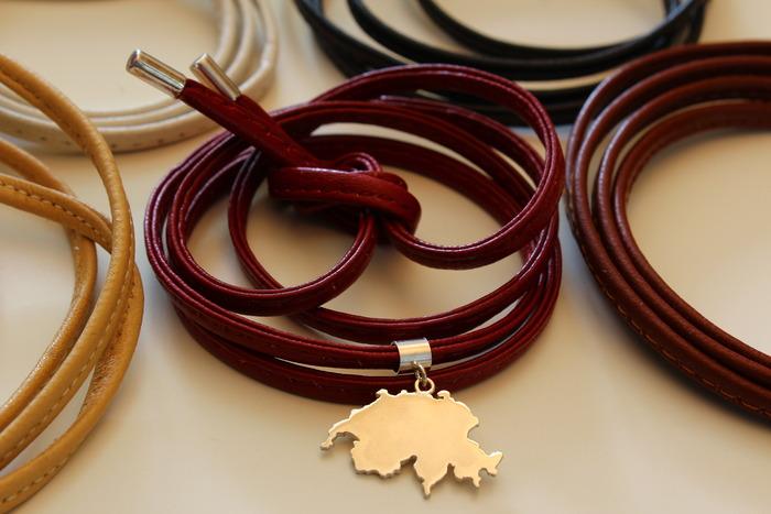 Stitched Wrap Bracelet