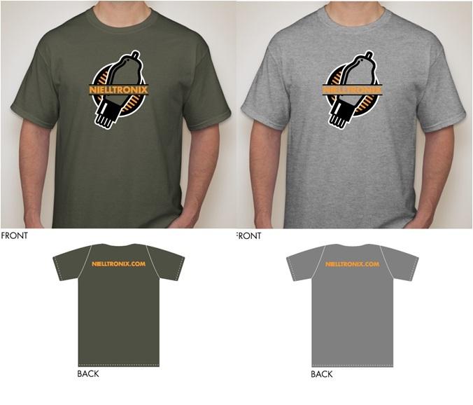 Concept t-shirts from nielltronix.com