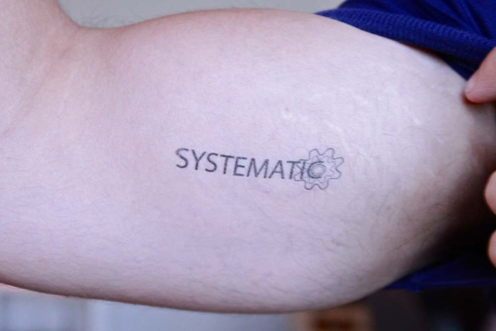 Systematic Tattoo