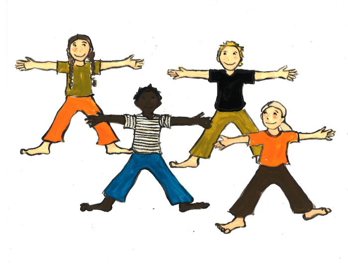 Breathe life into the WE LOVE YOGA children's book series! by Tove ...