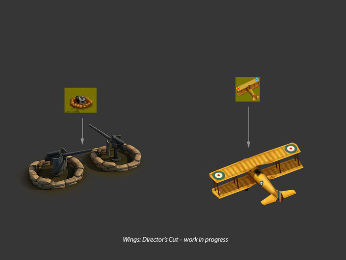 target in-game 3D assets (subject to change)