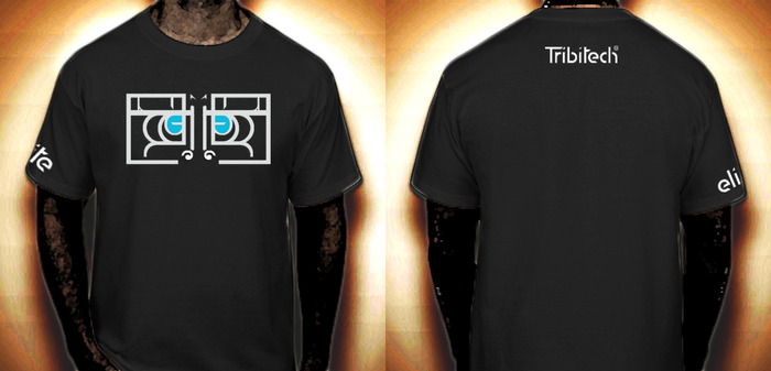 Inverted Elite Tribitech Backer T-Shirts