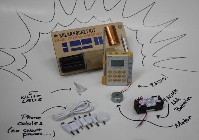 The Solar Experimenter's Kit