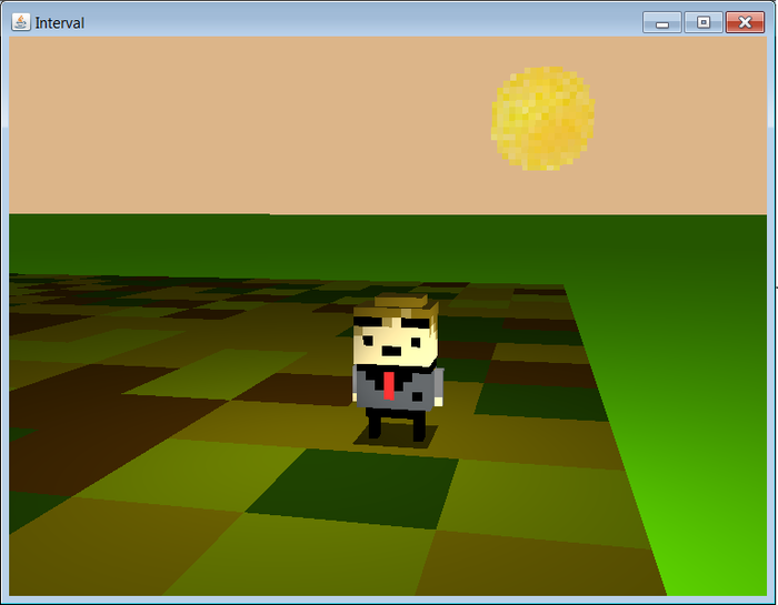 horribly simple skybox still being modified!