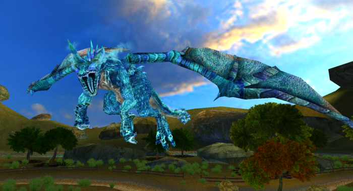 World Of Midgard 3D MMORPG for iOS, Android, OUYA, Linux