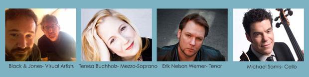 2012-13 Season Guest Artists