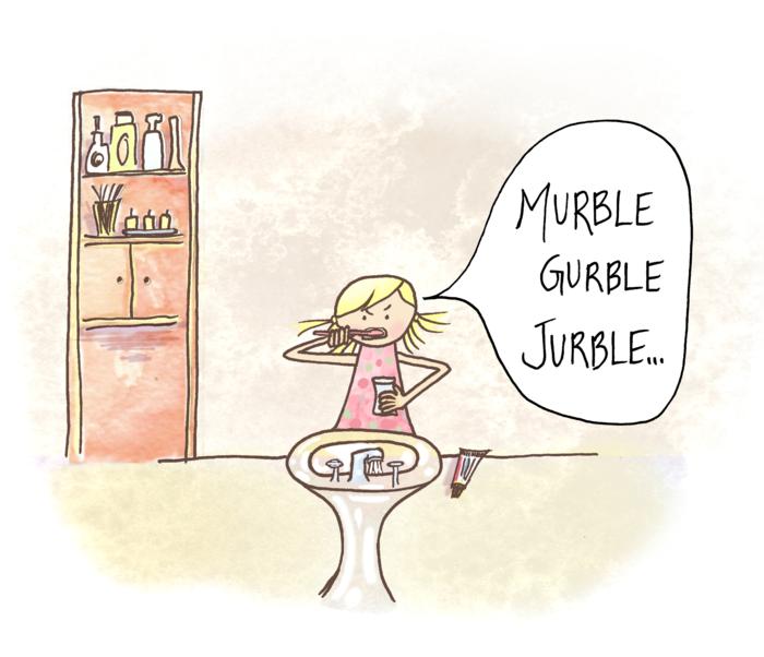 Murble Gurble Jurble