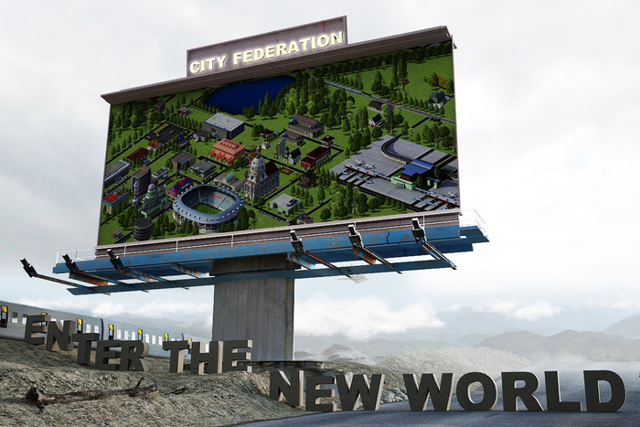 City Federation - An Awesome New Social City Building, War and Strategy Extravaganza