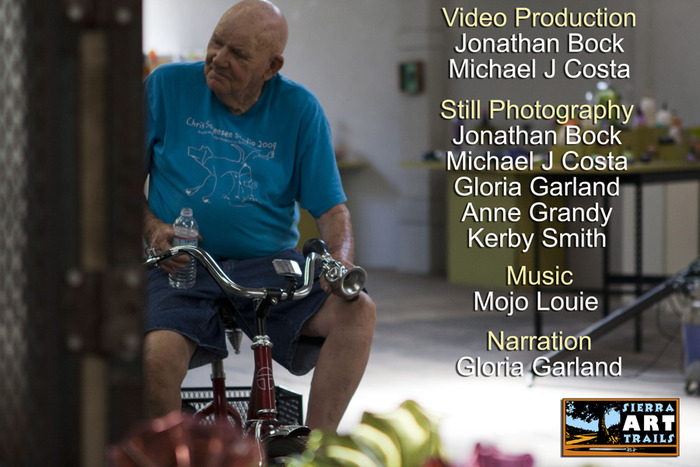 Chris on his bike - End Credits - Thank You Everyone who Helped!
