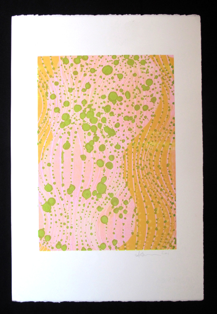 "Andrea Ferrigno, Untitled #1 print, 22"" x 15"""