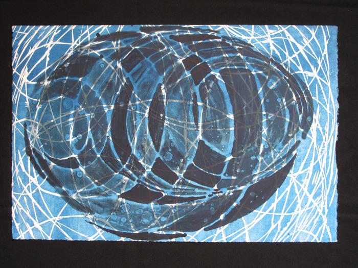 "Andrea Ferrigno, Untitled #2 print, 22"" x 15"""