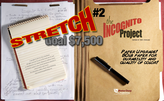 Our $7,500 Stretch Goal! ACHIEVED!