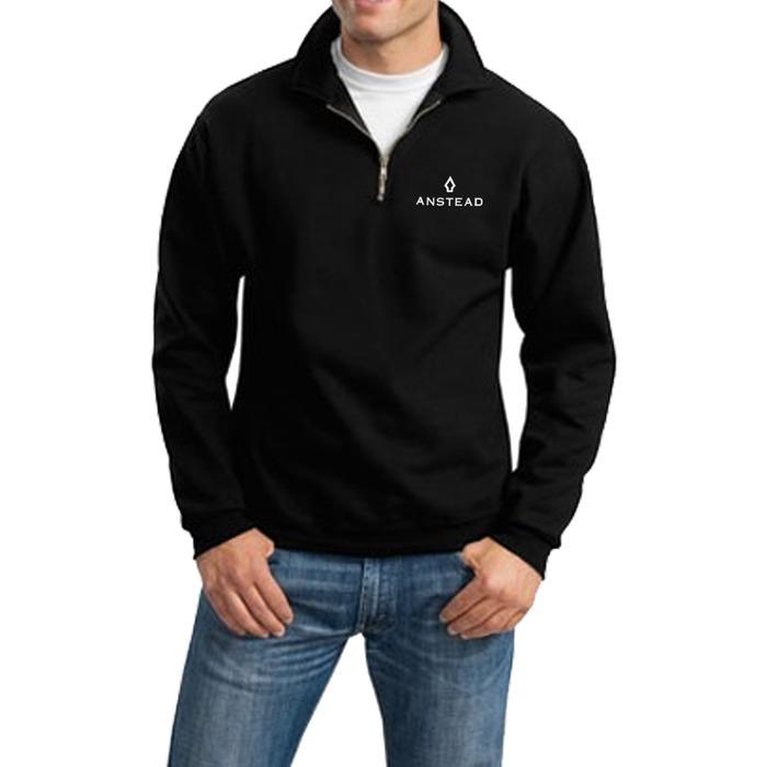 Fleece with Anstead Logo