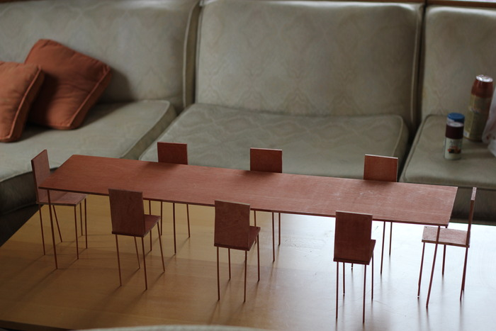 Monster Dining Table