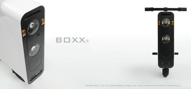 BOXX Corp. internationally patented vehicle format