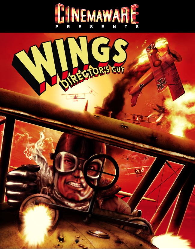 Prize: Wings Director's Cut Poster (subject to change)
