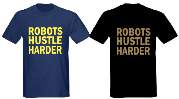 RHH - Robots Hustle Harder