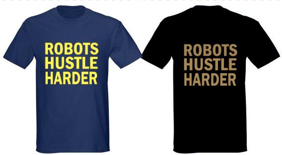 RHH - Robots Hustle Harder