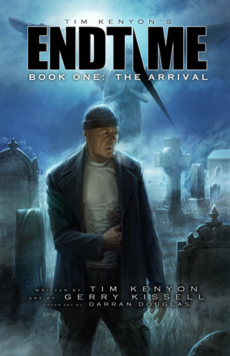 Endtime: The Arrival cover