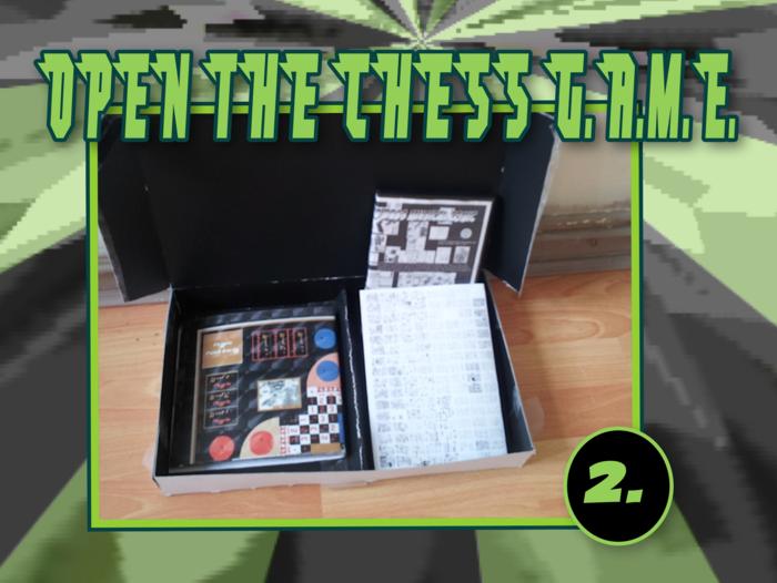 4-way chess G.A.M.E. Pledge 25$