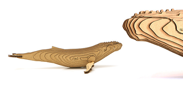 "Humpback Whale | M: 6.2"" (157mm) L: 18.3"" (465mm) XL: 37"" (930mm)"