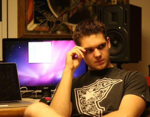Lead Sound Designer Patrick Lewandowski