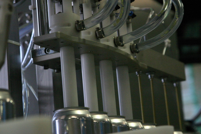 Wild Goose Canning Line - Don't you want to see this thing in action?