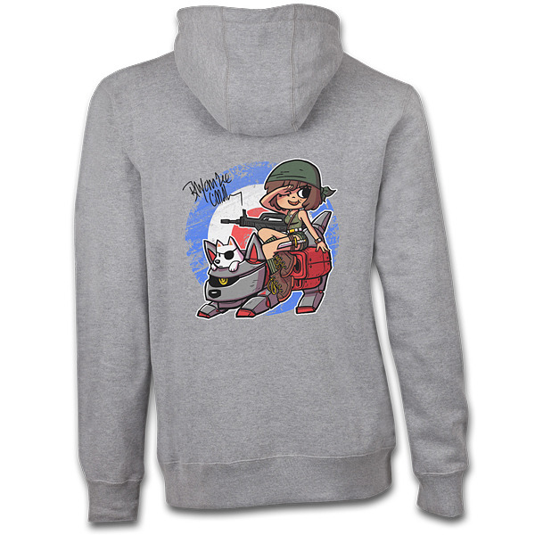 Early Hoodie design - Subject to change.