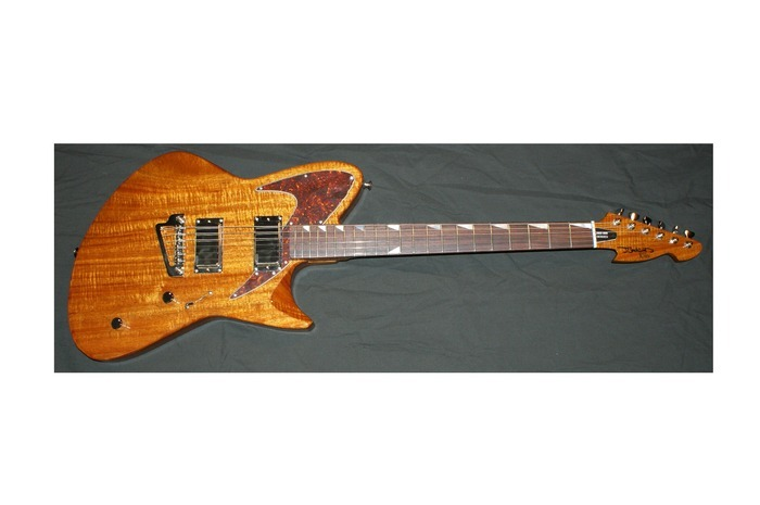 Mahogany JBD-800 - One of a kind $5000 pledge level