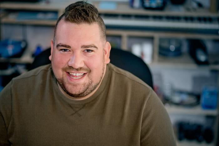 Chad Halvorsen, Producer/Editor