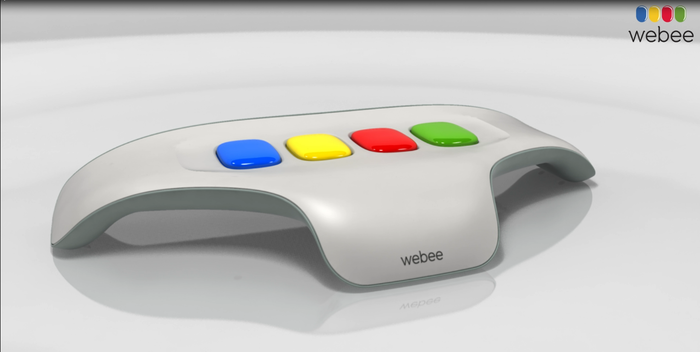 Webee Educational Gaming Console