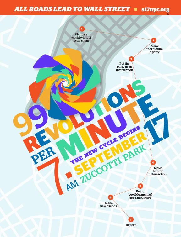 99 Revolutions Per Minute: S17. Designed by RISD alum Zak Greene.