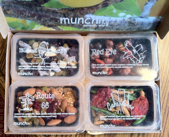Here's what your Munchit box could look like!