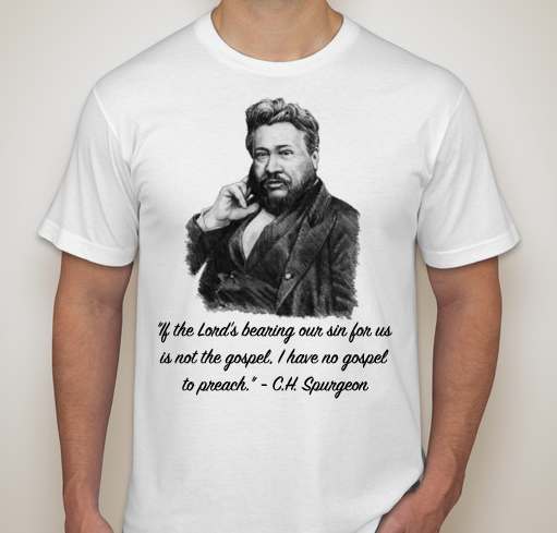 Limited Edition Spurgeon T-Shirt