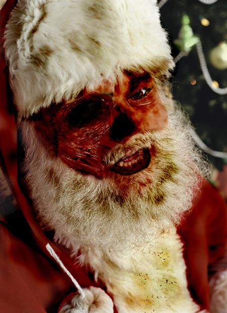 Santa Zombie by C.S. Jones