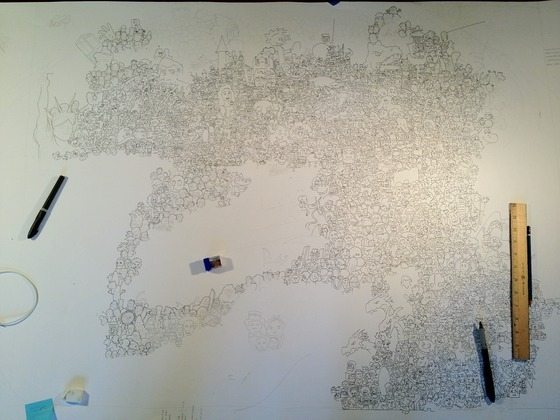 Progress as of 4-24-12
