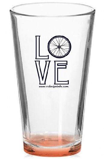 And your new favorite pint glass for an $8 pledge!