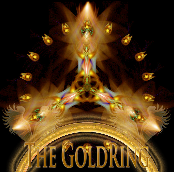 The GoldRing Game of Enlightenment