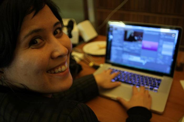 Haruna Honcoopová, producer