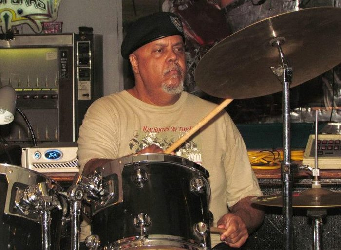 Merle Perkins - drums & vocals