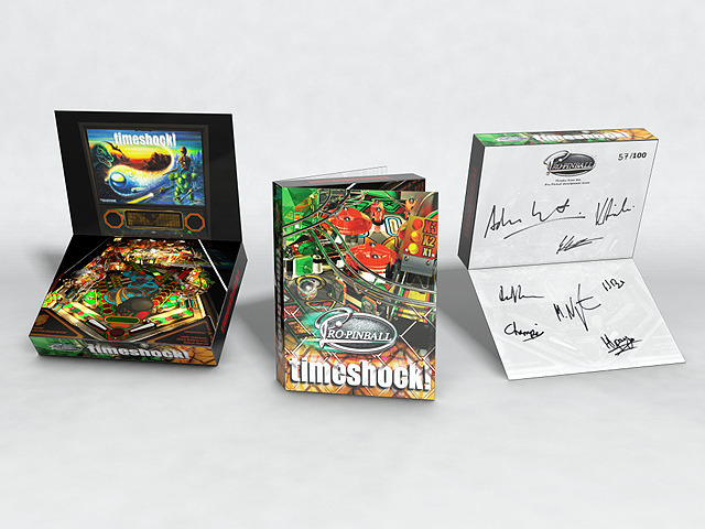 Really Cool Kickstarter Exclusive Double Gatefold Numbered and Signed Box (Concept)