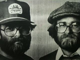 Jim and Art Mitchell, circa 1970s